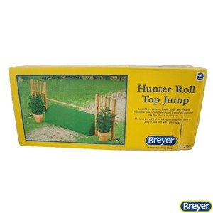 2055U Hunter Roll Top Jump Breyer