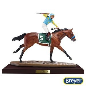 9180 American Pharoah Resin Breyer