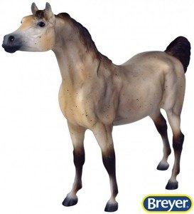 923 Koń Grey Arabian Breyer